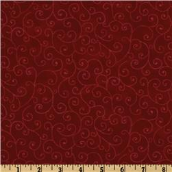 Moda Marble Swirls (9908-50) Best Red Fabric