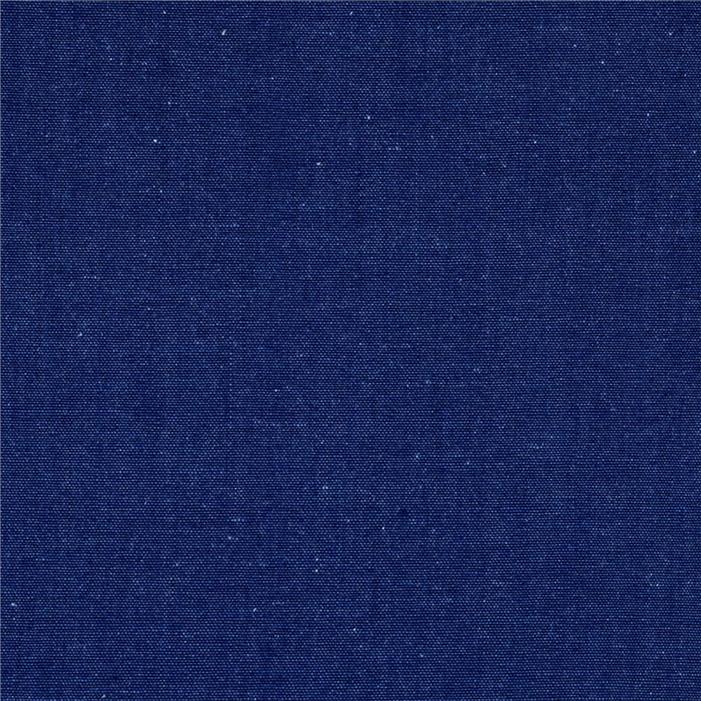 Kaufman Greenwich Chambray Indigo