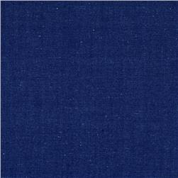 Robert Kaufman Greenwich Chambray Indigo