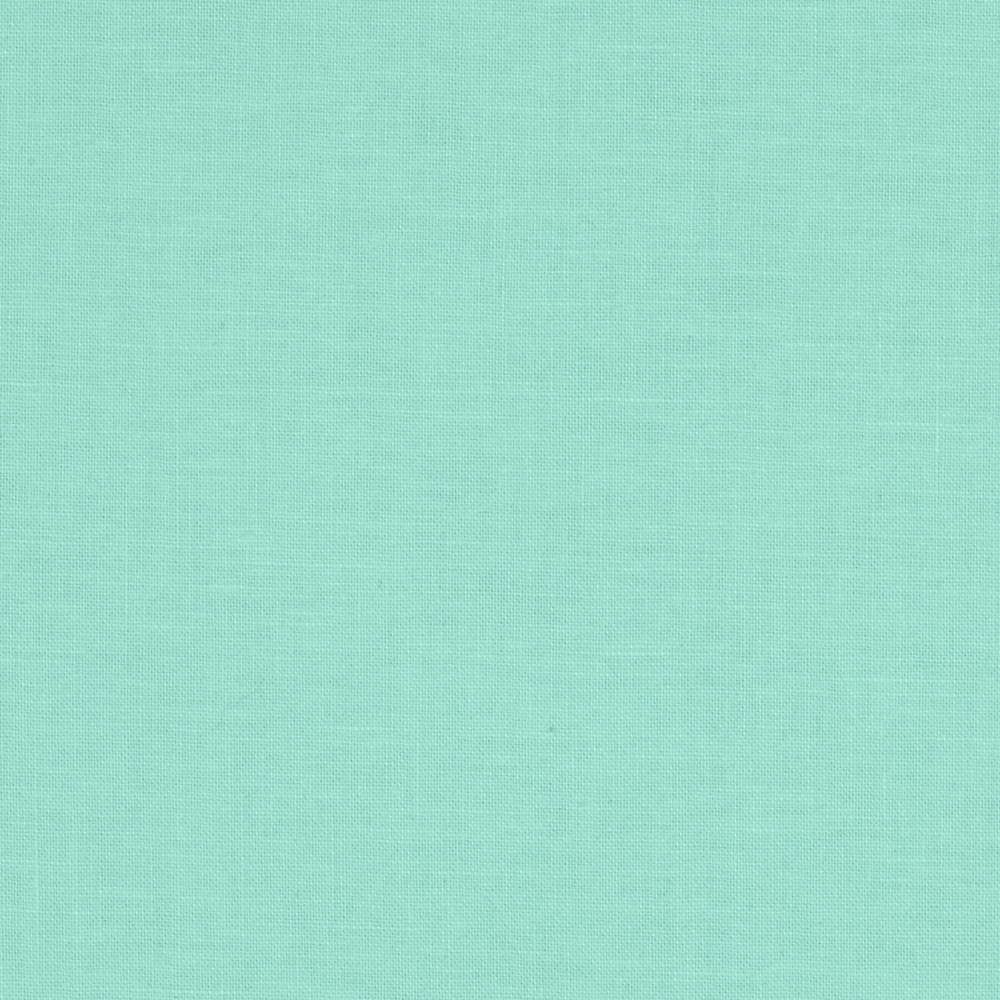 Michael Miller Cotton Couture Broadcloth Spa Aqua Fabric