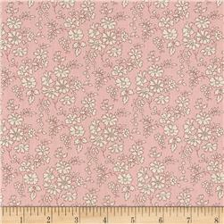 Liberty of London Classic Tana Lawn Capel Pink/Cream