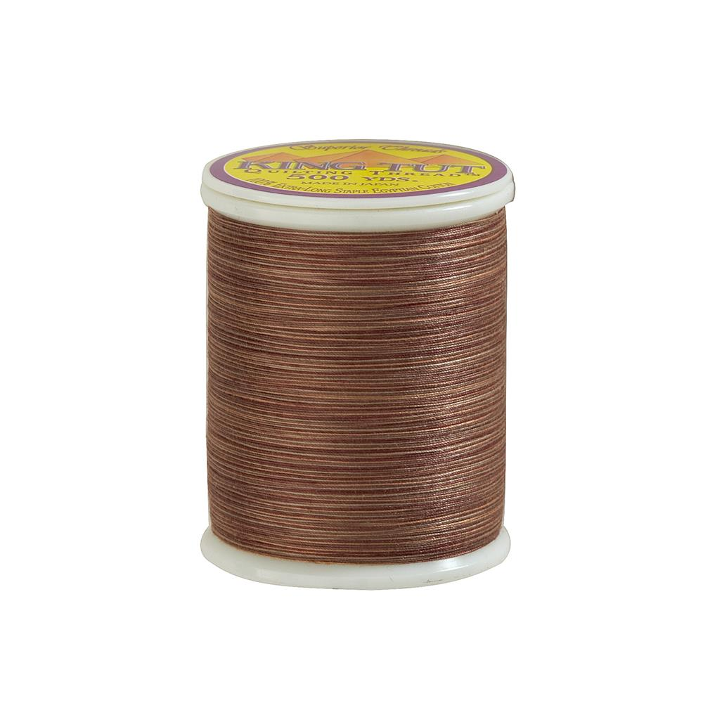 Superior King Tut Cotton Quilting Thread 3-ply 40wt 500YDS Cedars