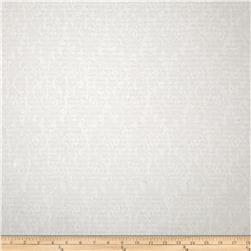 Ripple Lace Linen White