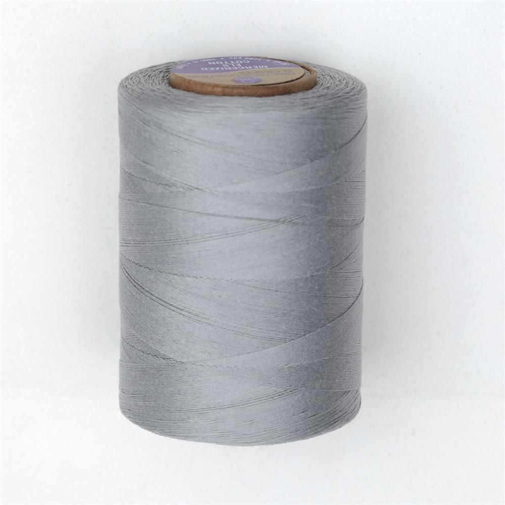 Coats & Clark Star Mercerized Cotton Quilting Thread 1200 Yds Nugrey
