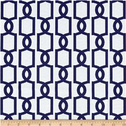 P/Kaufmann Outdoor Ocean Gate Navy Olefin