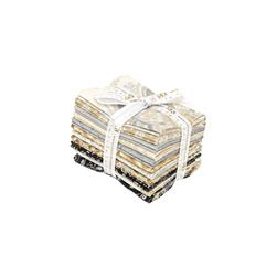 Robert Kaufman Winter's Grandeur Winter Fat Quarter Bundle Multi