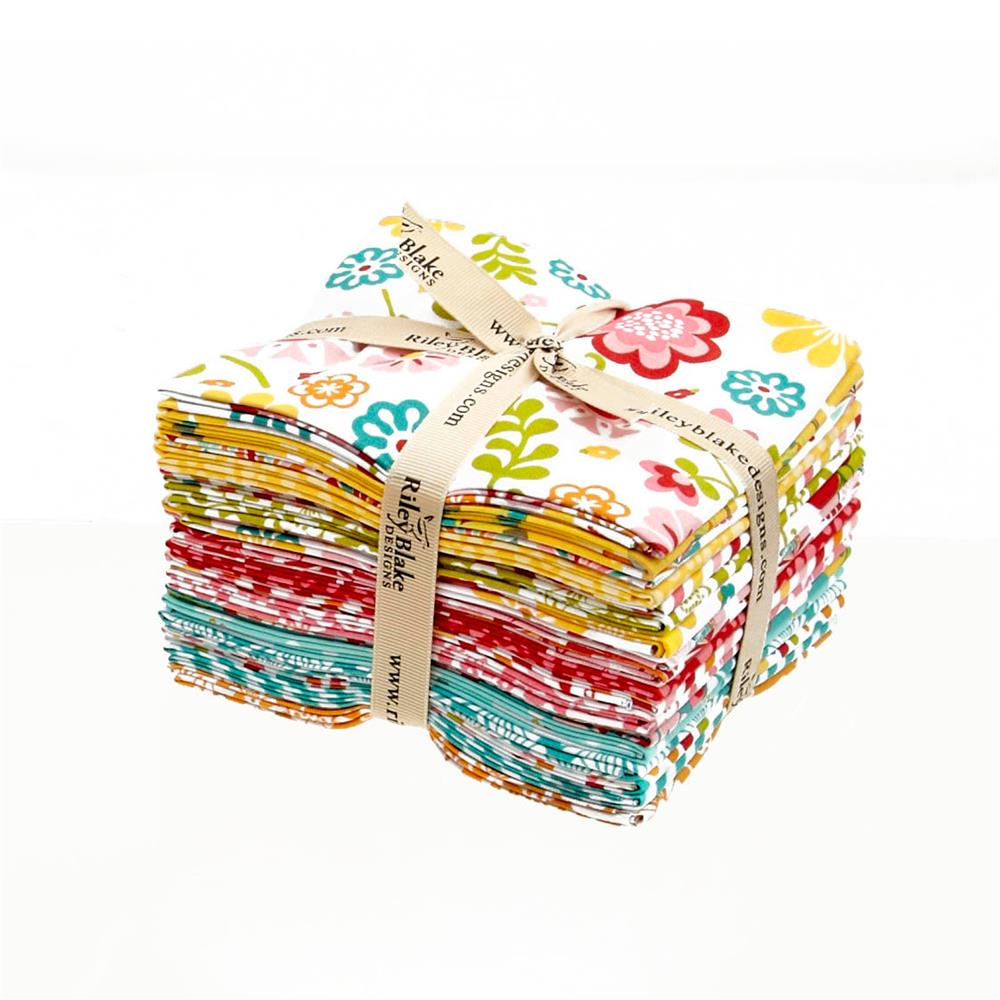 Riley Blake Fancy Free Fat Quarter