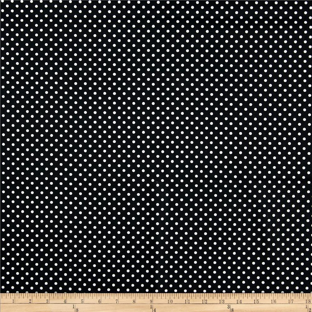 Premier Prints Dottie Black/White
