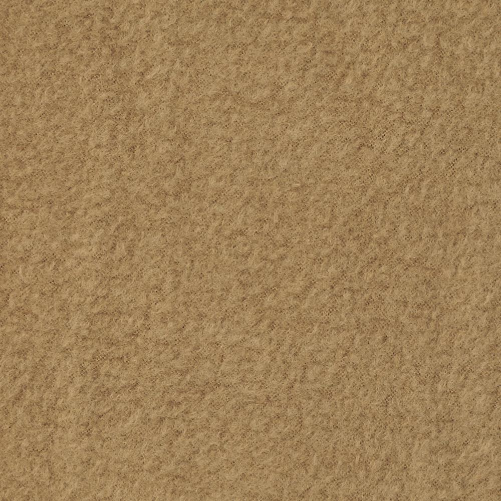 Wintry Fleece Dark Tan