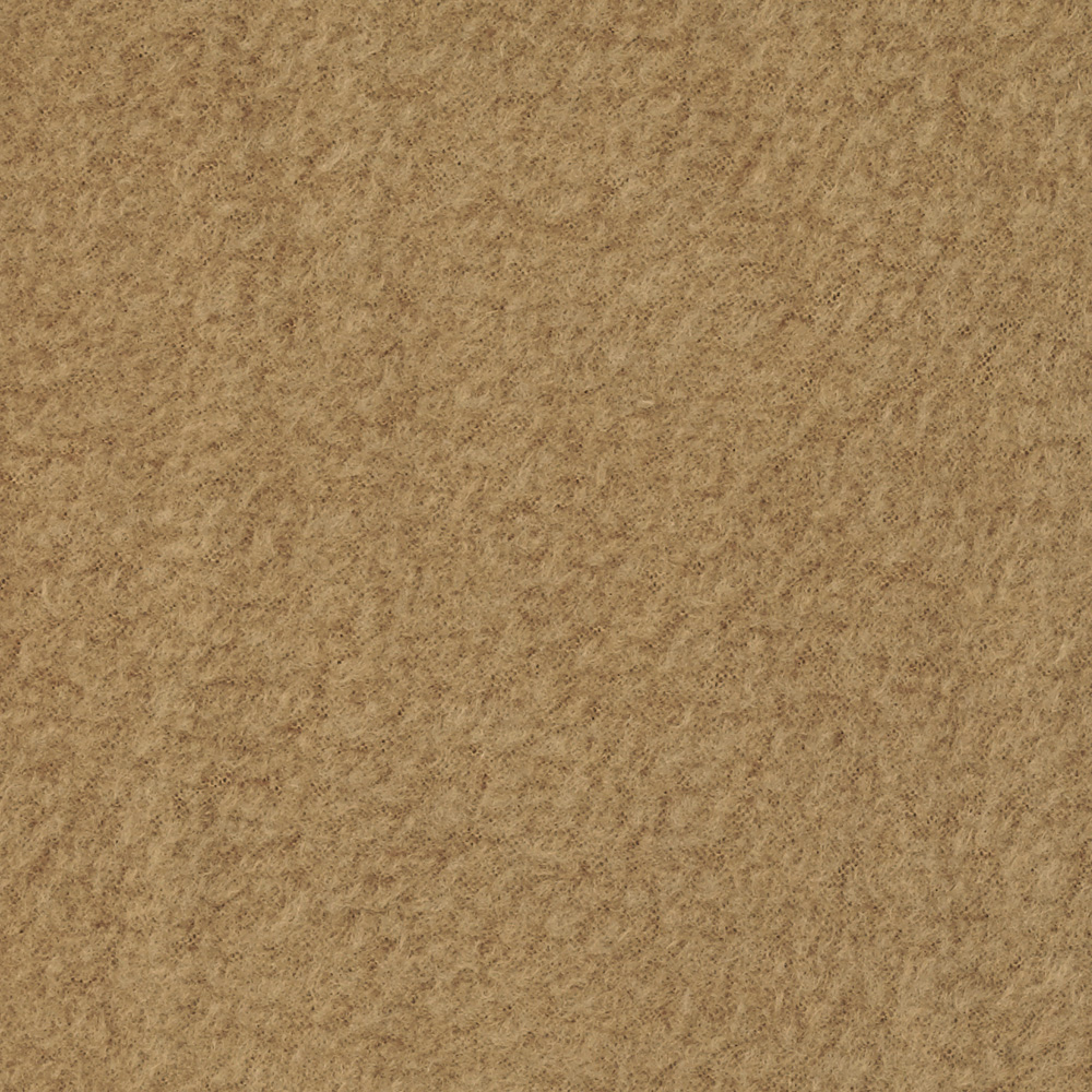 Wintry Fleece Dark Tan Fabric