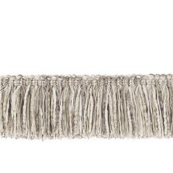 "Trend 2.25"" 01464 Brush Fringe Platinum"