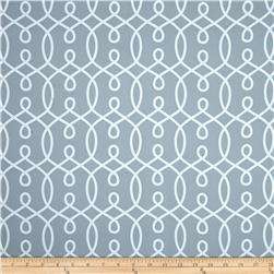 RCA Felicity Blackout Drapery Fabric Grey