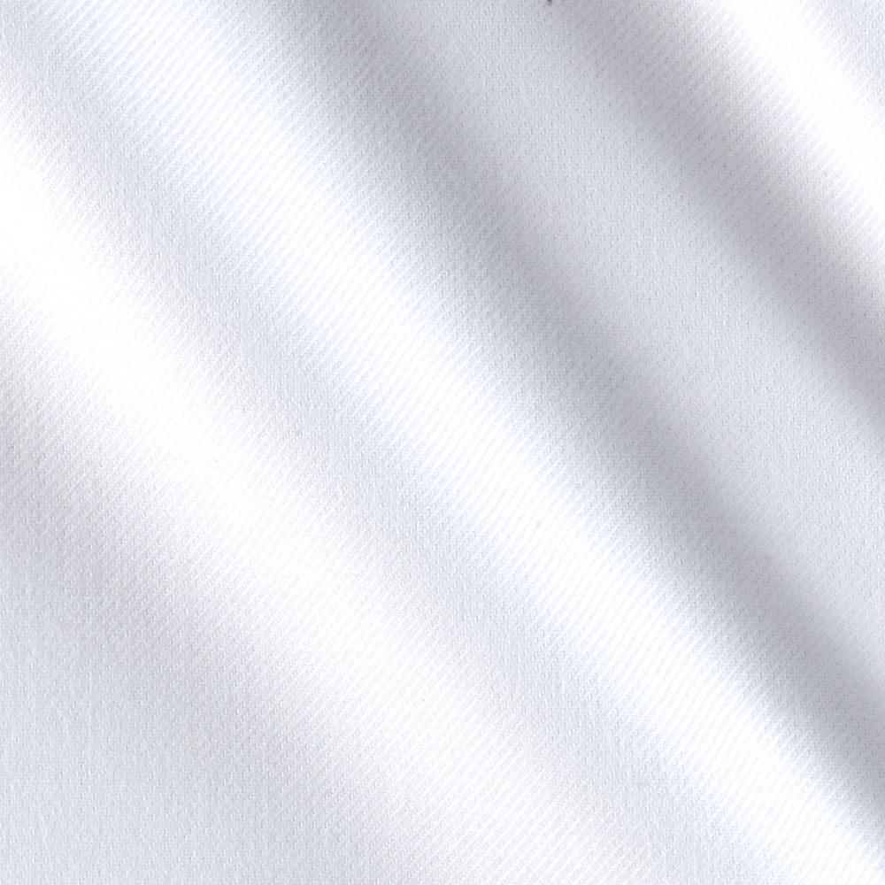 Cashmere Cotton Flannel White