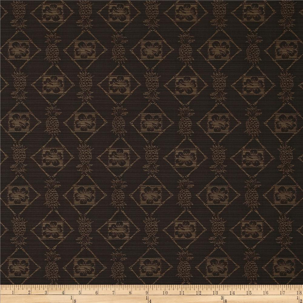 Robert Allen Promo Calypso Night Jacquard Java