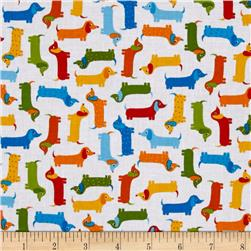 Kaufman Urban Zoology Minis Little Weenie Dogs Bermuda