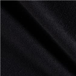 Stretch French Terry Knit Black
