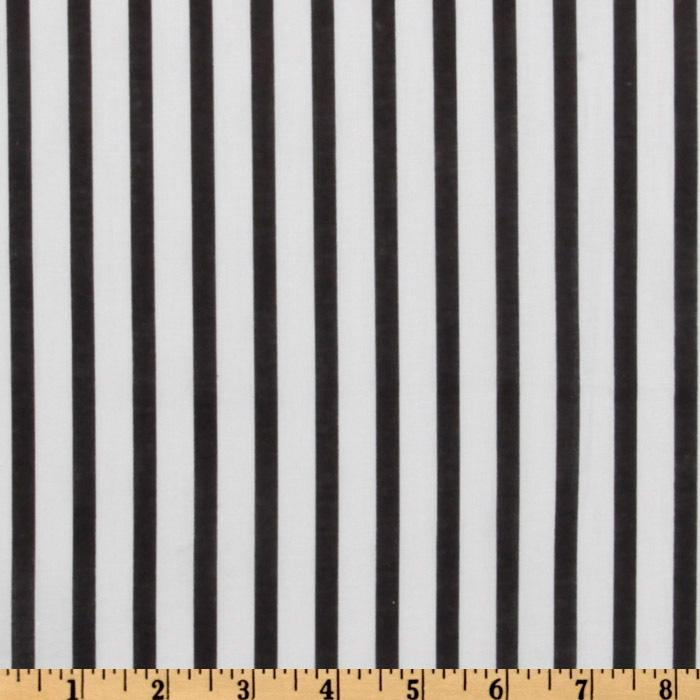 Forever Stripe Black