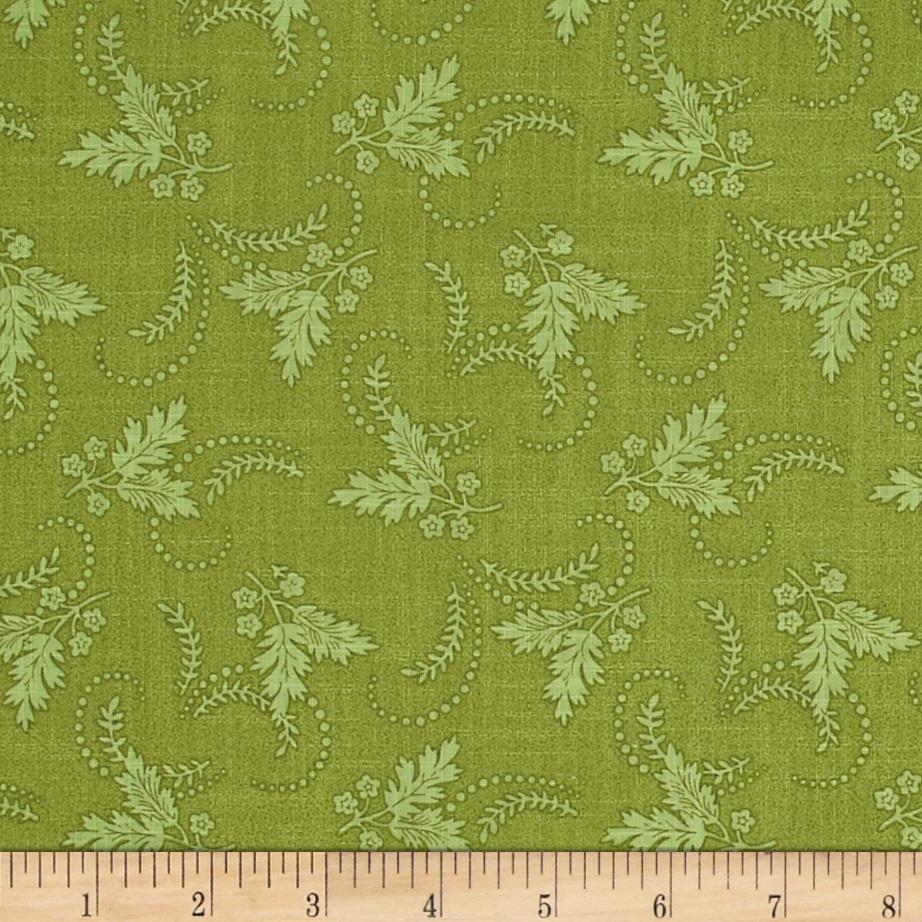 Laurel Cottage Dainty Sprig Olive