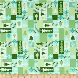 Moda Jingle Patchwork Cedar