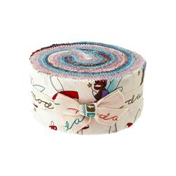 "Moda Monkey Tales 2 1/2"" Jelly Roll"