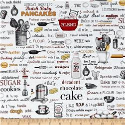 Kiss The Cook Recipes White
