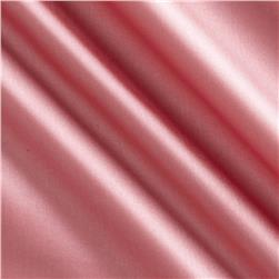 China Silk Polyester Lining Dusty Pink Fabric
