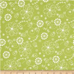 Maywood Studio Kimberbell Basics Doodles Green