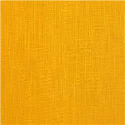 Lightweight Linen Yellow
