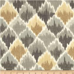 Waverly Baroque Bargello Slub Shale Fabric