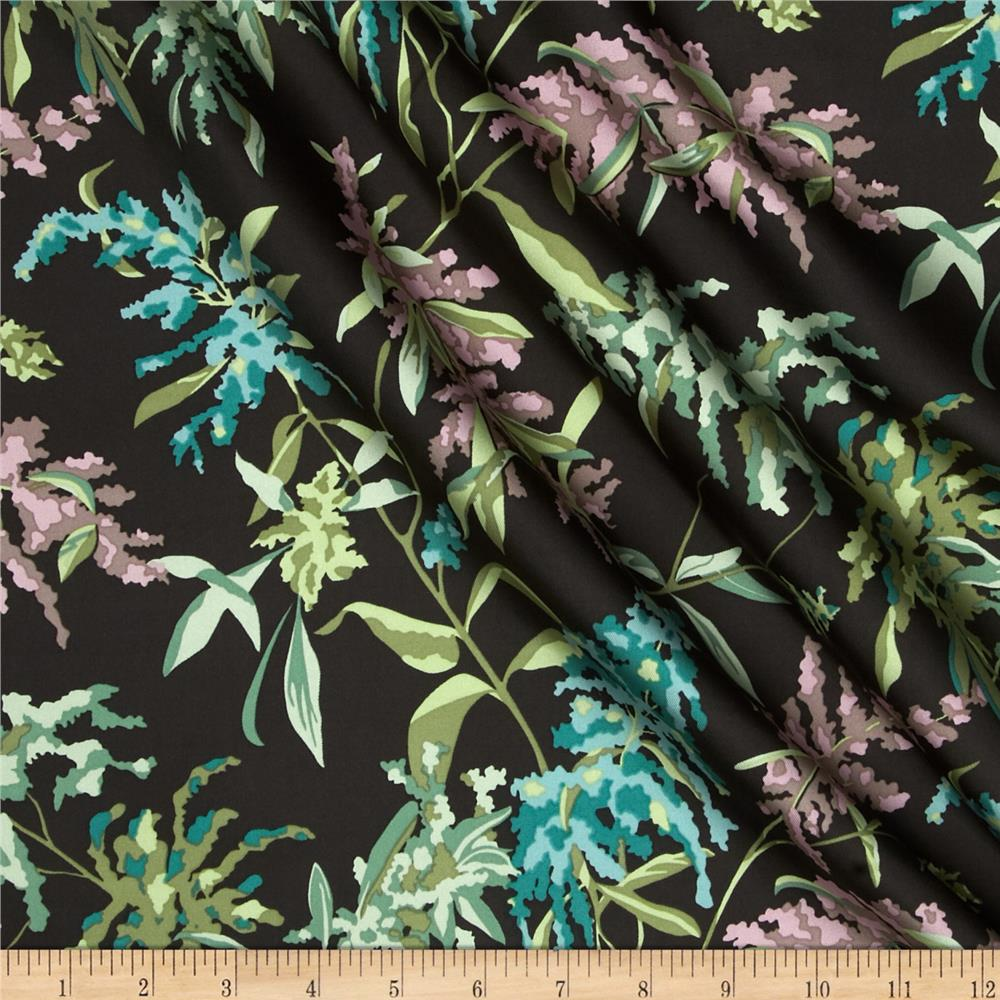 Liberty of London Silk Twill Hutton Green