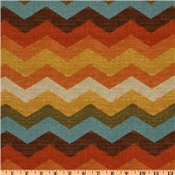 Waverly Panama Wave Adobe Fabric