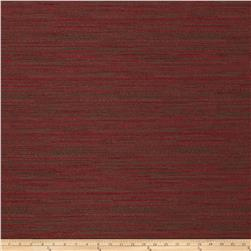 Fabricut Retton Faux Silk Ruby