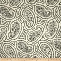 Waverly Paisley Proposal Twill Nightfall