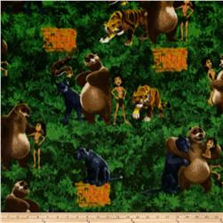 WinterFleece Jungle Book Multi