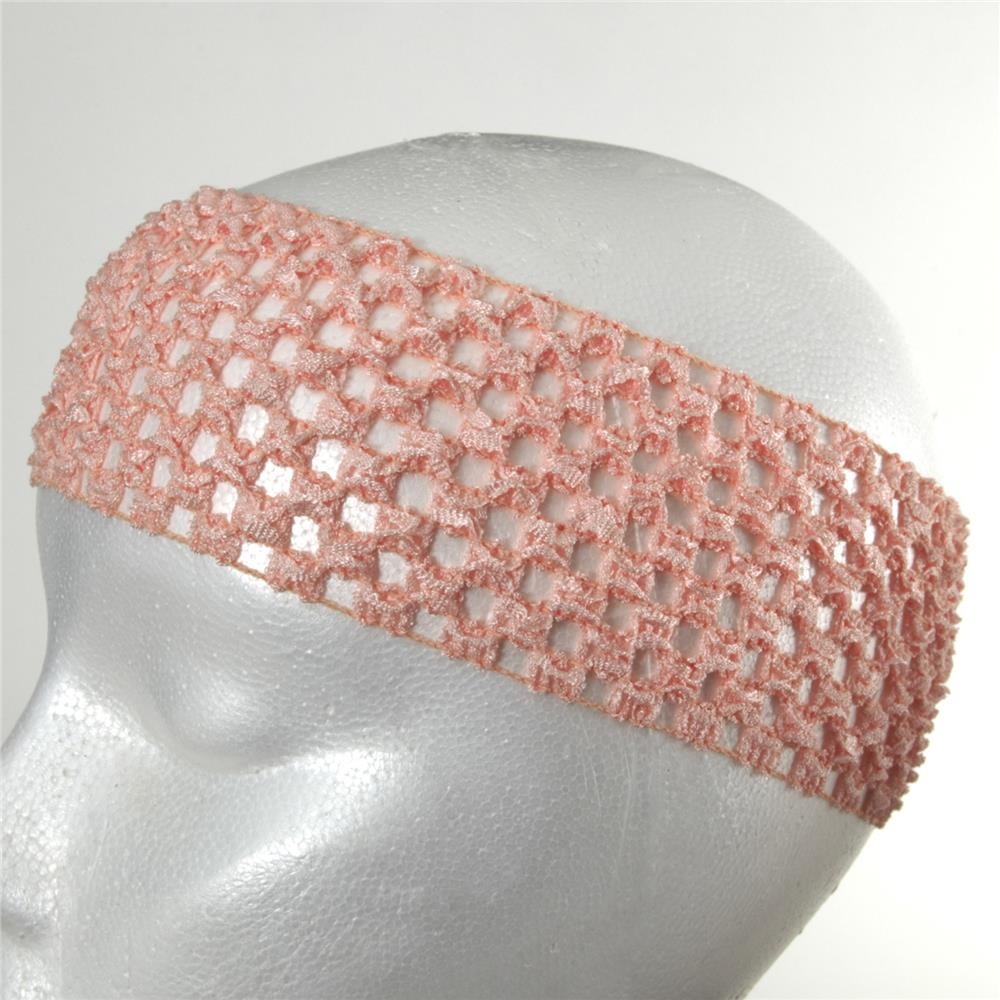 Crochet Stitches Stretch : Stretch Crochet Headbands - Discount Designer Fabric - Fabric.com