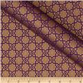 Alchemy Metallic Tile Purple