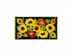 "Flowers Of The Sun 24"" Panel Multi"