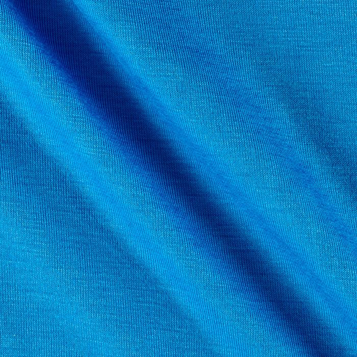 Rayon Spandex Jersey Knit Electric Blue