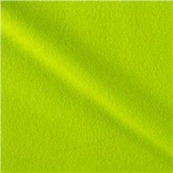 Solid Fleece Sweet Lime