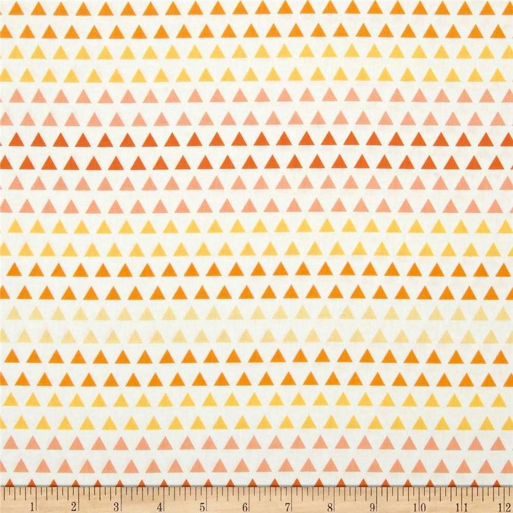 Spectrum Triangle Gradient Chamomile
