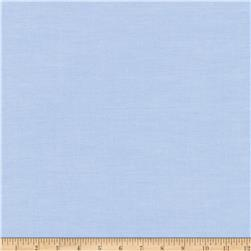 Kaufman Ivy Pinpoint Oxford Light Blue