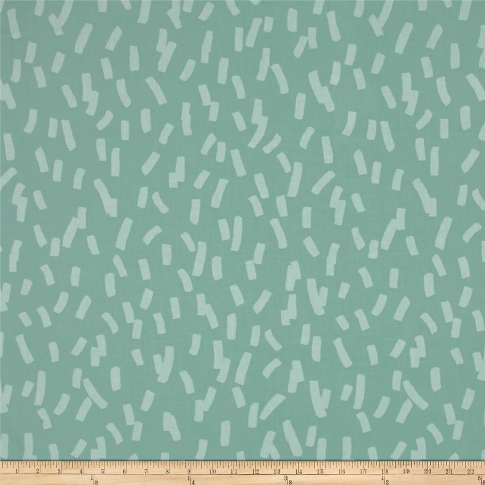 Contempo Dwellings Confetti Aqua