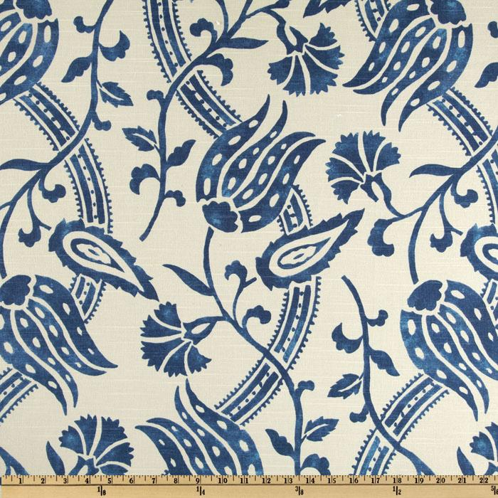 Home Accents Souk Indigo Blue