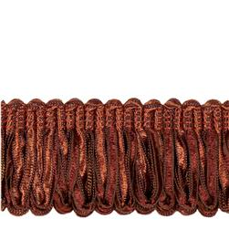 "Jaclyn Smith 1.75"" 02109 Loop Fringe Brick"