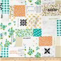 Moda Sew & Sew Patchwork Fruity