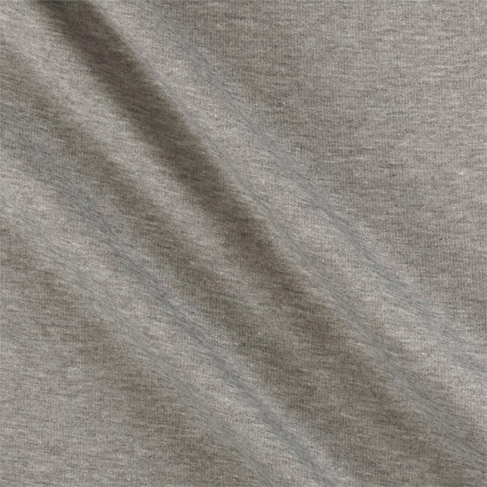 Telio Drake Sweatshirt Fleece Grey Mix Fabric