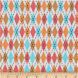 Michael Miller Socks Sorbet Fabric
