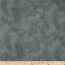 A E Nathan 108'' Wide Mottled Flannel Grey