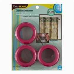 Curtain Grommets 1 9/16'' Hot Pink