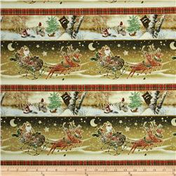 Old World Christmas Old World Shelf Metallic Gold Detail MGMul1